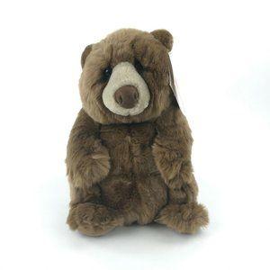 Dakin Applause Lou Rankin Jasper Pot Belly Bear